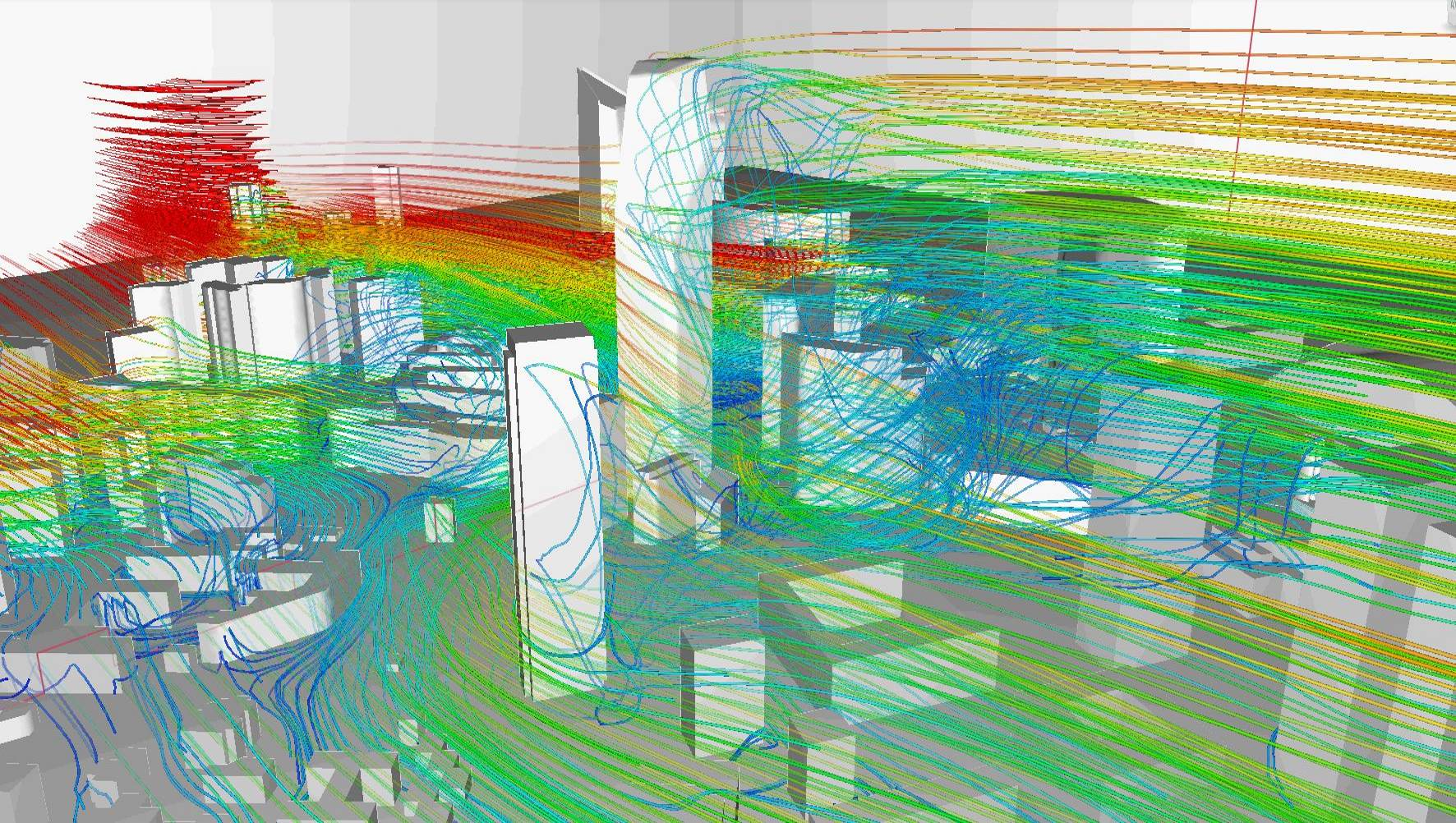 Cfd consulting singapore computational fluid dynamics for Sustainable design consultants