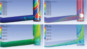 Defining Erosion Allowances Inside a SubSea Recovery Tree
