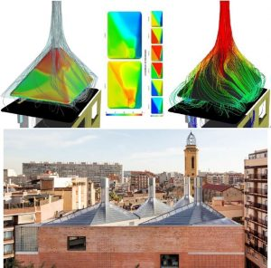 CFD Analysis of Solar Chimney