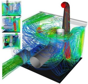 Turbine Discharge CFD Analysis