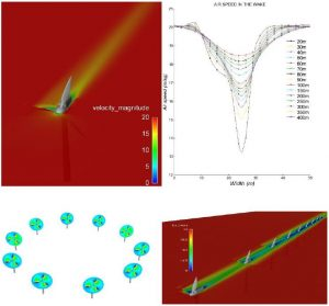CFD Analysis of Wind Turbine Wake