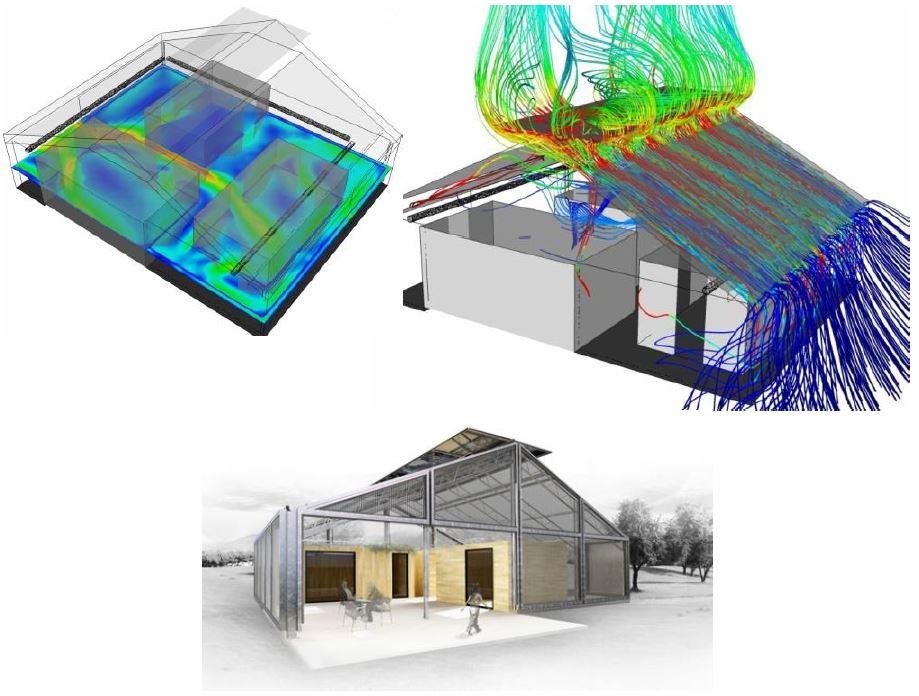 building energy design