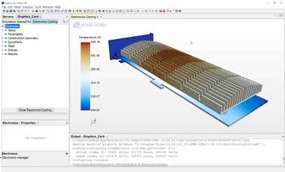 Simcenter-STAR-CCM+_CFD Electronics_electronics-cooling_Automated Simulation Setup