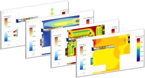 Simcenter-STAR-CCM+_CFD Electronics_electronics-cooling_Streamlined Post Processing
