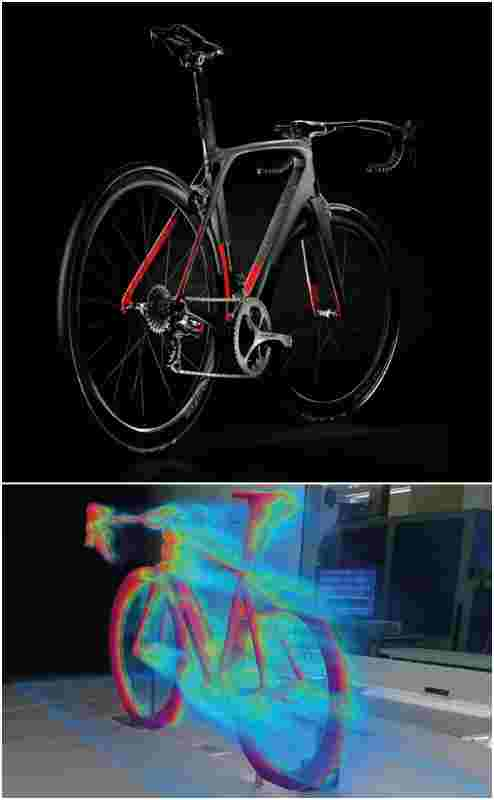 star-ccm_trek-bicycle_optimize-aerodynamics_ride-quality