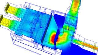 HVAC CFD